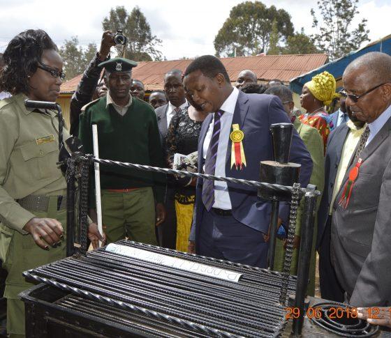 S.E Kenya Branch Show